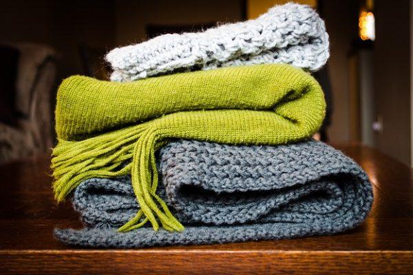 Grüne Decke