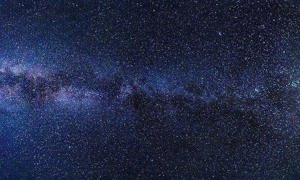 Kuscheldecke mit Sternen