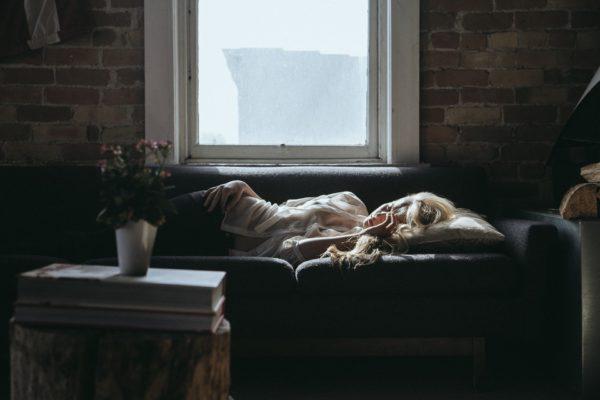 Decke für Sofa